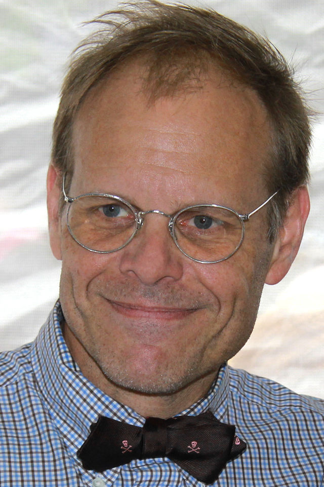 Image of Alton Brown at the 2011 Texas Books Festival