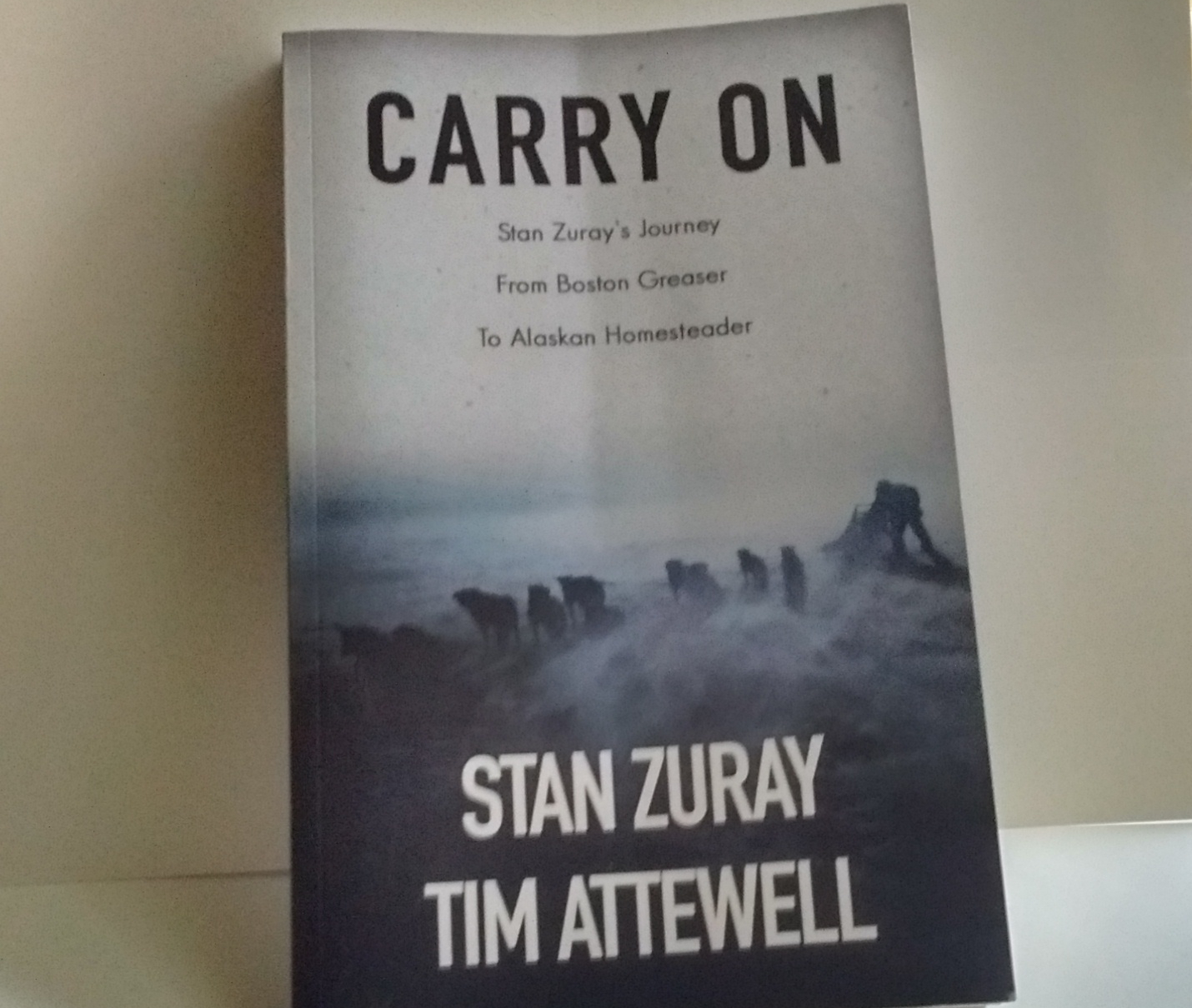 Front Cover of Carry On by Stan Zuray and Tim Attewell